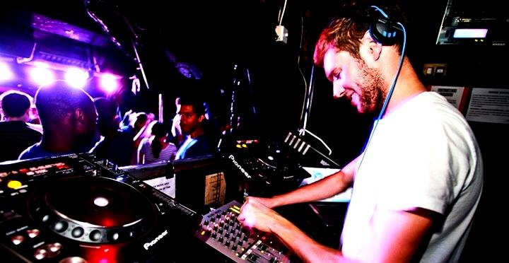 London DJ Luc Sinclair