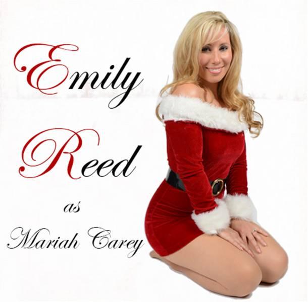 Emily Reed - Mariah Carey Tribute London