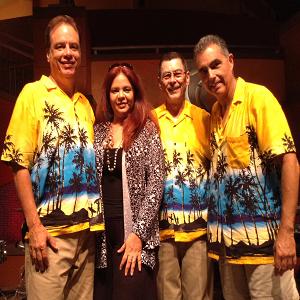 Miami, Florida Wedding Band Cache Live!