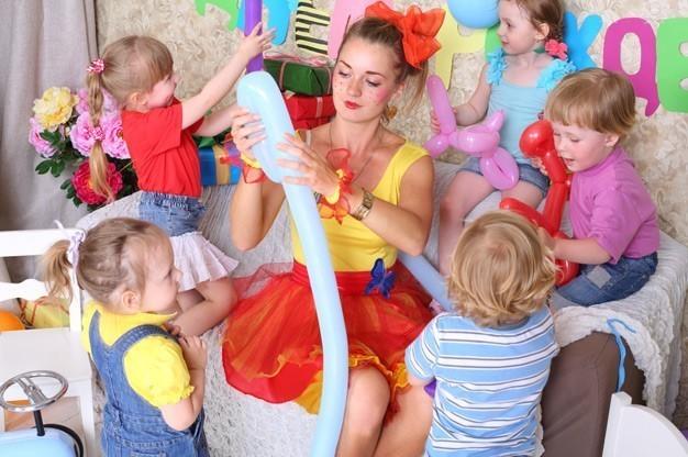 Balloon Modeller for Hire