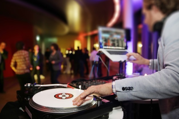 Hiring a DJ for your Event