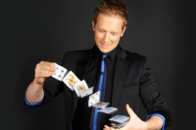 Click here to view Close-Up Magician Martin John's Profile