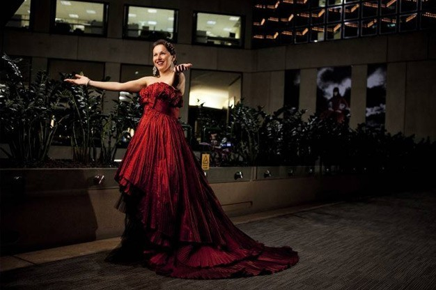 Click here to view Opera Singer Tania de Jong's Profile