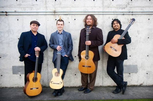 Click here to view the San Francisco Guitar Quartet's Profile