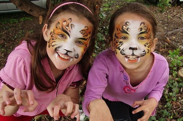 Click here to view face painters, Funky Faces' Profile