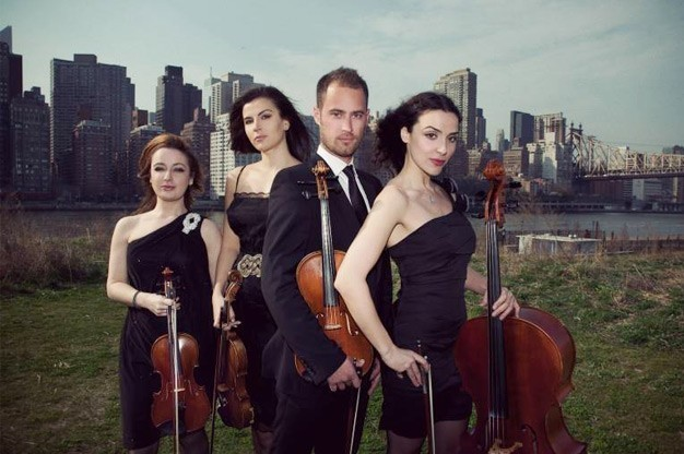 Click here to view String Quartet New York Virtuosi's Profile