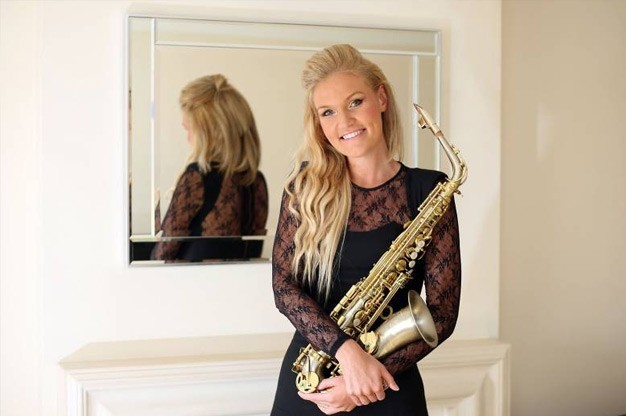 Click here to view Saxophonist Sarah Chandler's Profile