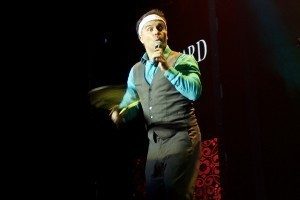 Karl Bird Comedy Singer