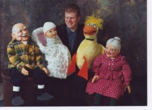 Paul Dumas Ventriloquist UK