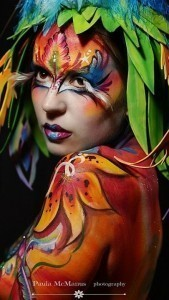 Spark Face and Body Art Adelaide South Australia