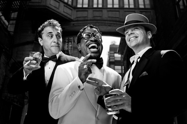 Swinging with the Rat Pack Tribute Act