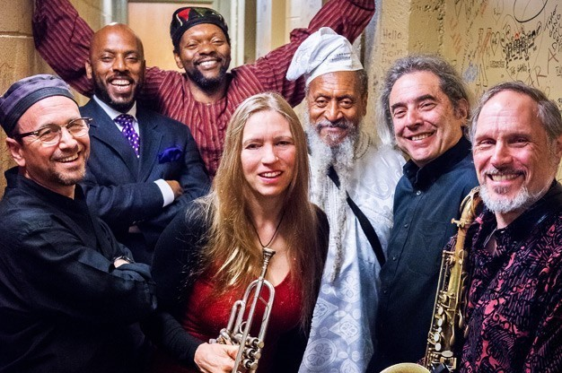 Click here to view Jewish Band, Afro Semitic Experience's Profile