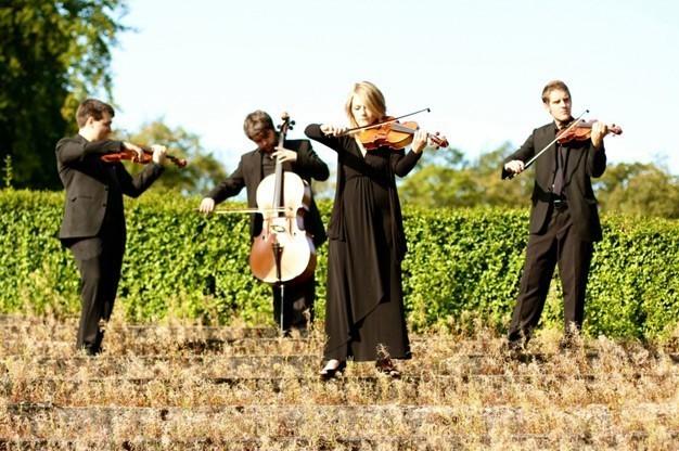 Click here to view String Quartet - Erskine String Quartet's Profile