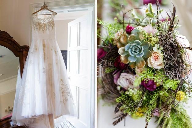Photo-2-Wedding-Dress-and-Flowers