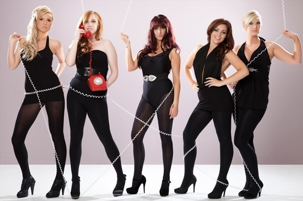 Click here to view Girls Aloud Tribute Band, Curves Aloud's Profile