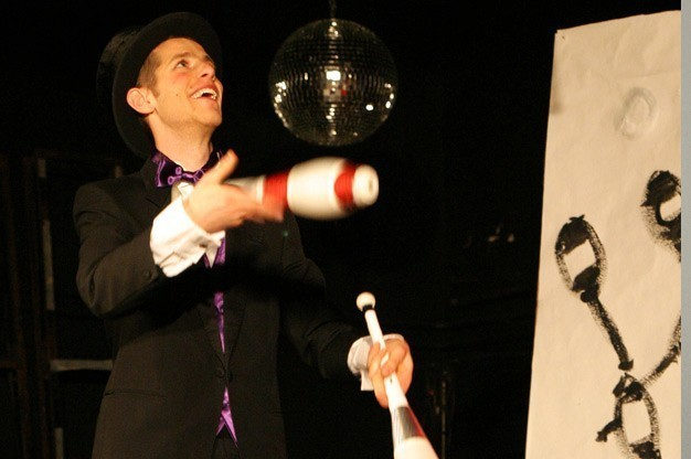 Click here to view Juggler, Luke Burrage's Profile