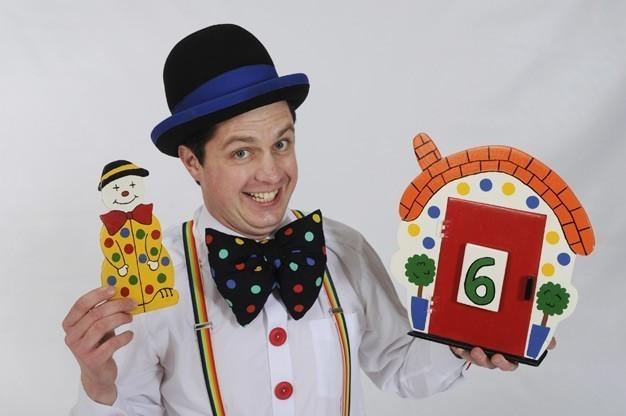 Click here to view Clown - Smartie Artie's Profile