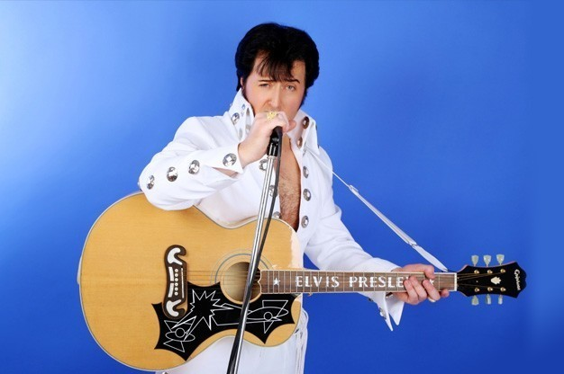Click here to view Elvis Tribute Act, Andy Reno's Profile