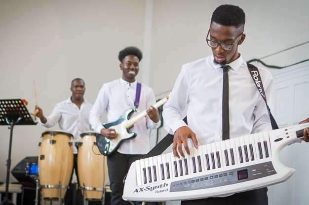 Click here to view Keyboardist, David Kofi's Profile
