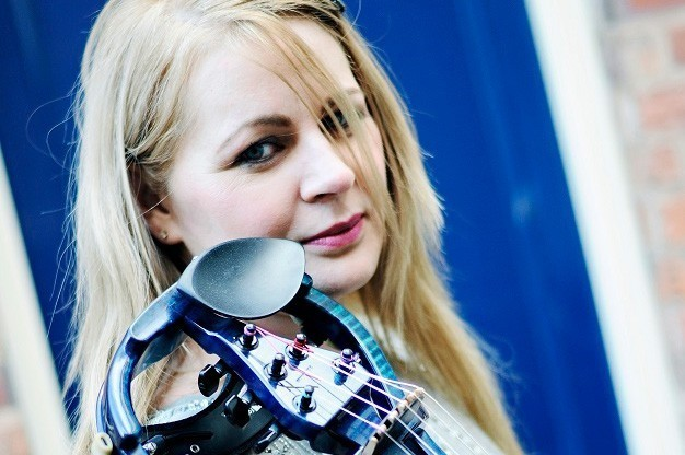 Click here to view Violinist, Joanna Chambers' Profile