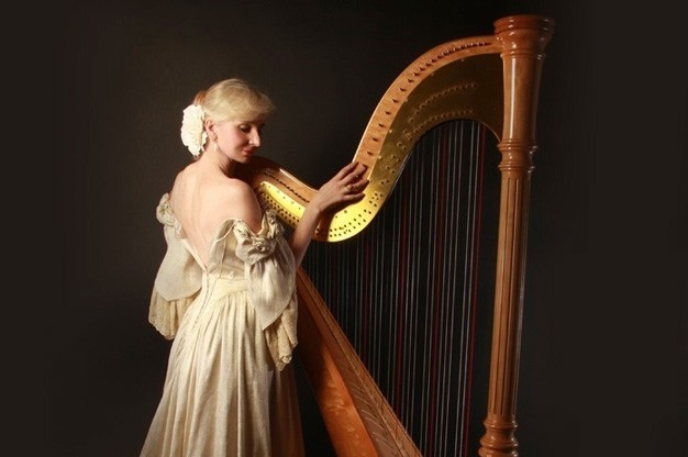 Click here to view Harpist, Magdalena Reising's Profile