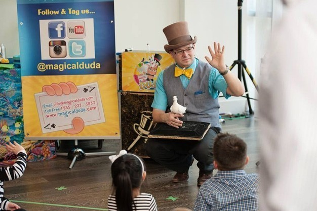 Click here to view Children's Magician, Magical Duda's Profile