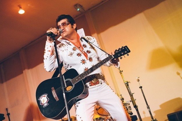Click here to view Elvis Tribute Act, Memphis Mike's Profile