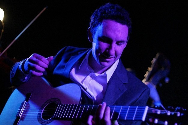 Click here to view Classical Guitarist, Mike Georgiades' Profile