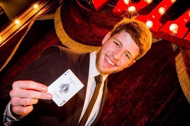 Click here to view Close-Up Magician, Nathan Newcastle's Profile