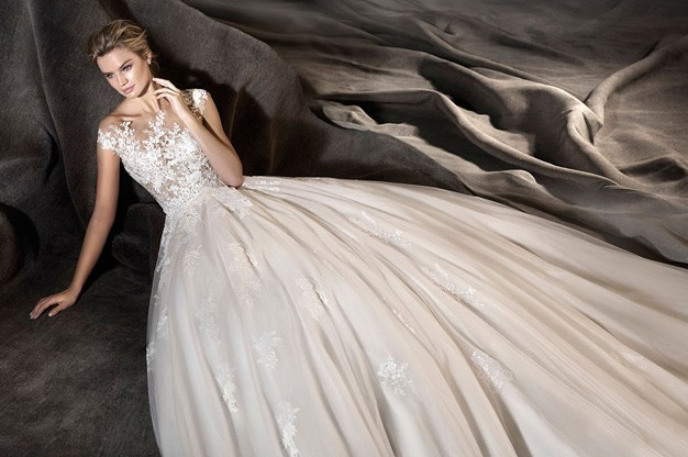 Pronovias-Bridalwear
