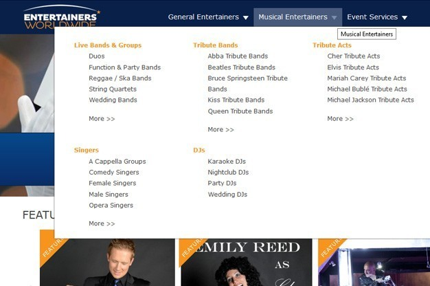 entertainment-categories