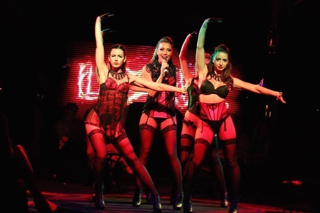 Click here to view Dance Act, La Bouche Showgirls' Profile