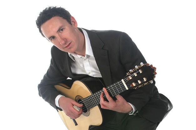 Click here to view Classical / Spanish Guitarist, Mike Georgiades' Profile