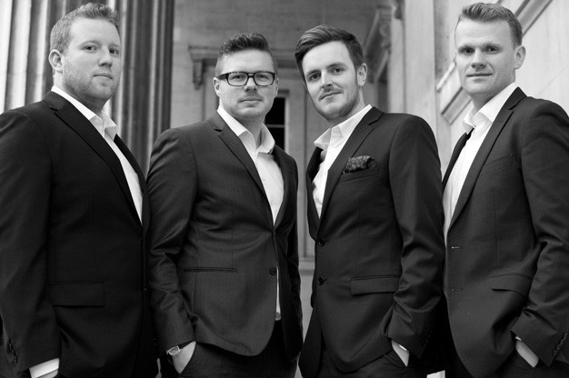 Click here to view A Cappella Group, The J Tones' Profile