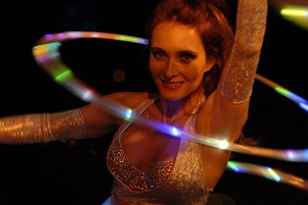 Click here to view Hula Hoop Performer, Anna Jack's Profile