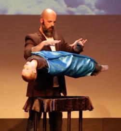 Magician Matt Johnson