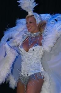 Sizzle Las Vegas Dance Act