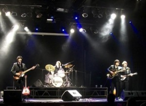 The Beatales Beatles Tribute Band Uruguay