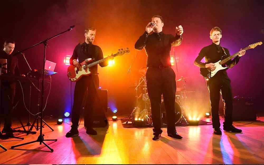 azure - live band