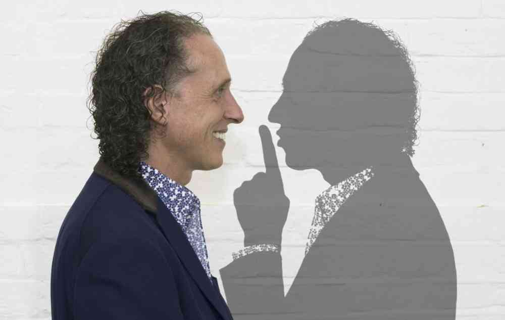 Charles Burns Silhouette Artist