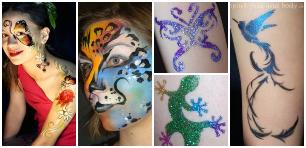 Face and Body Art Australia