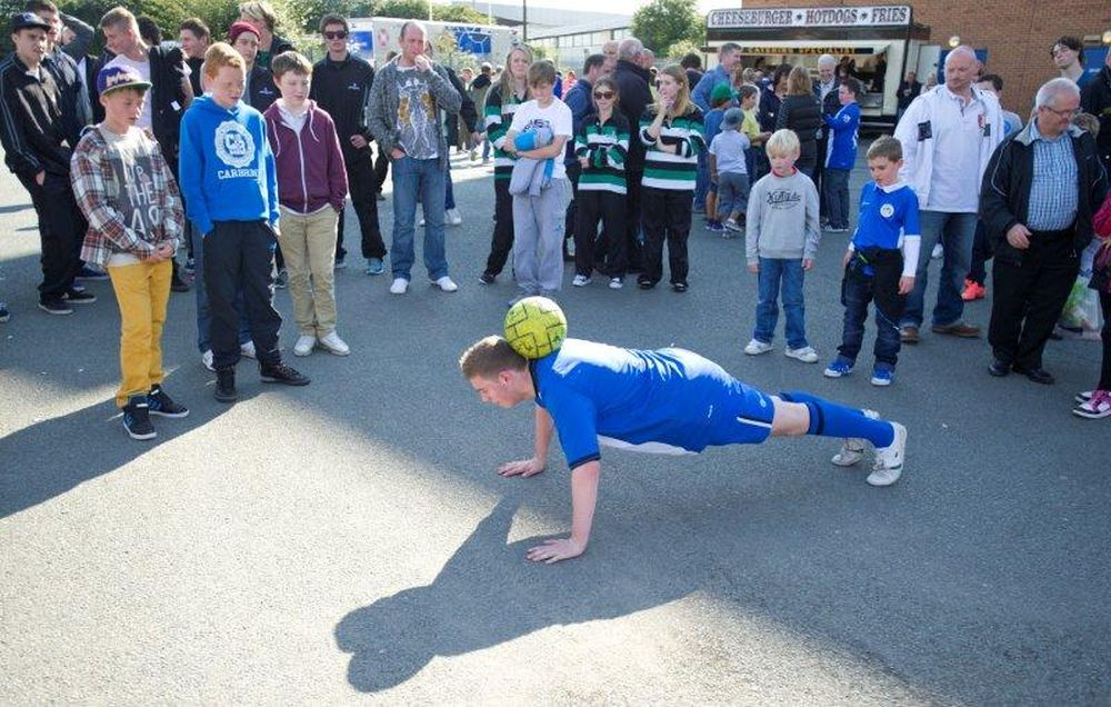 Football Freestyler UK