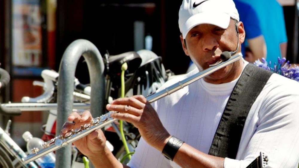Multi-Instrumentalist California