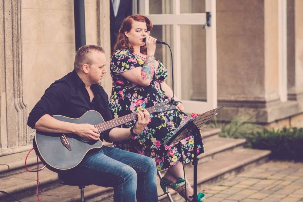 Acoustic Duo Midlands UK