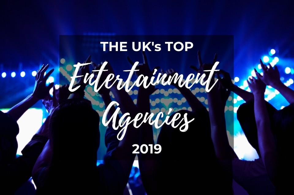 entertainment, agencies, top, best, 2019