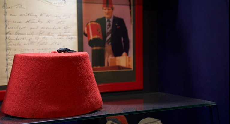 Tommy Cooper's Fez