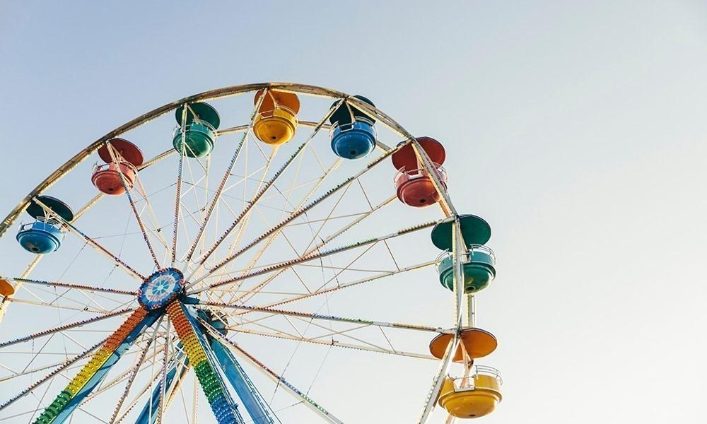 Fun Fair Attraction