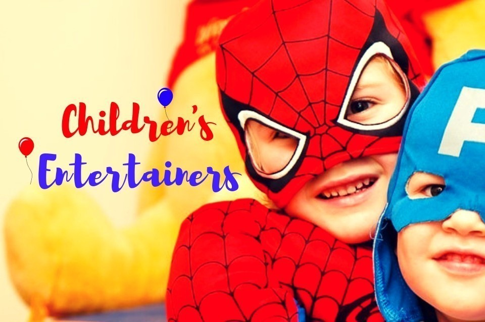 children, kids, entertainers