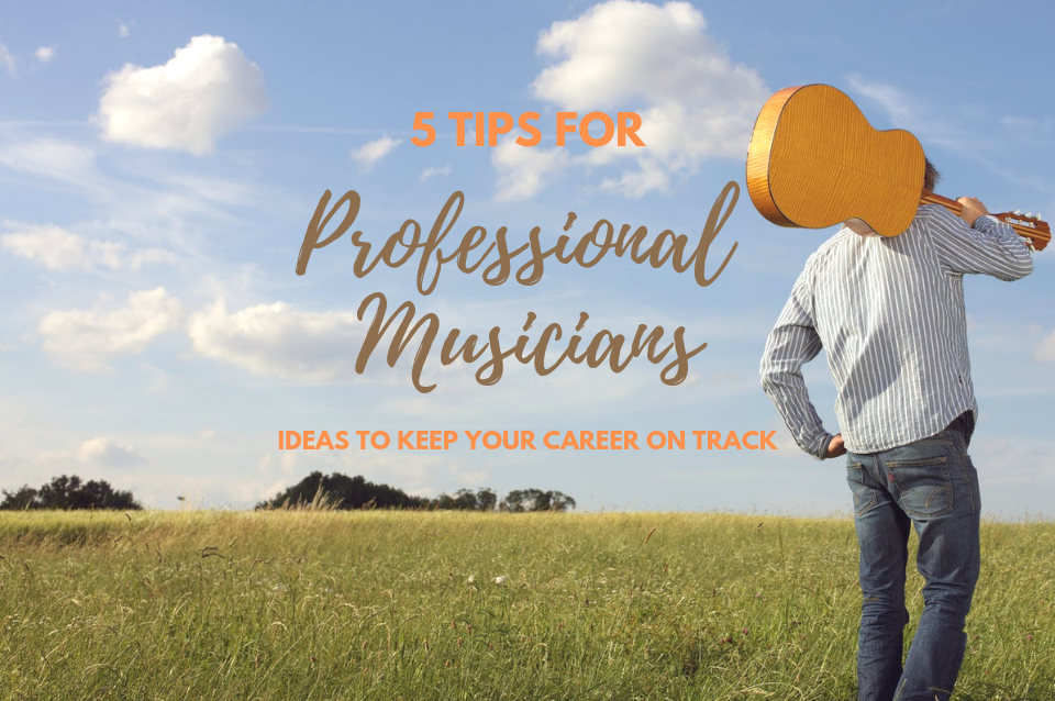 Tips musicians career