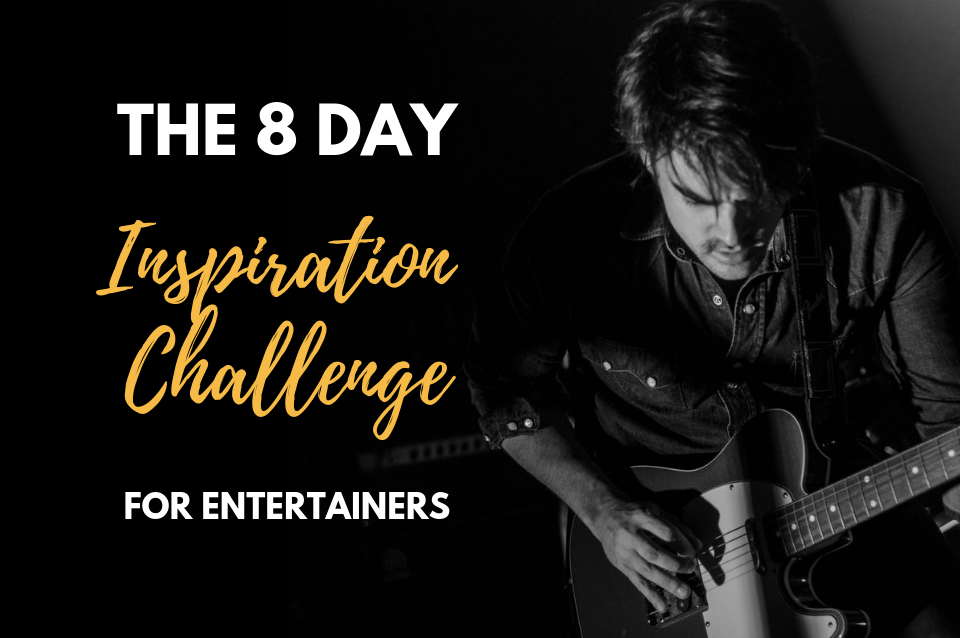 inspiration challenge entertainers